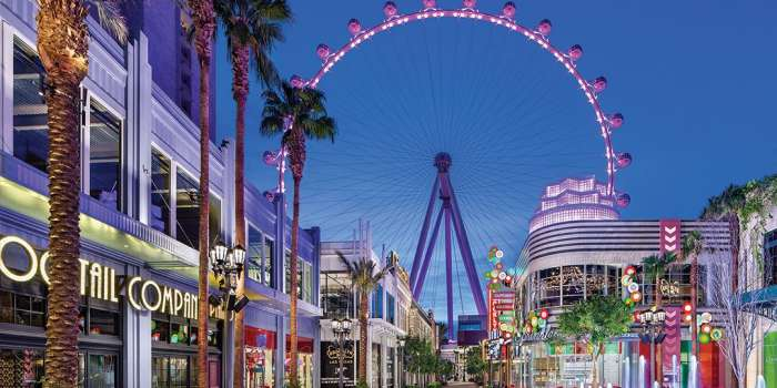 las vegas high roller price