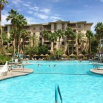 Review Pool Tahiti Village Las Vegas