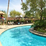 Review Lazy River Tahiti Village Las Vegas