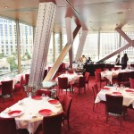 Paris Casino Review Eiffel Tower Restaurant Las Vegas