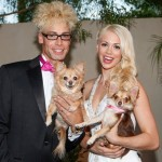 Murray-and-wife-Chloe-with-their-Dogs
