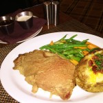 PRime Rib 14 ounce steal Review The Henry Las Vegas Cosmopolitan