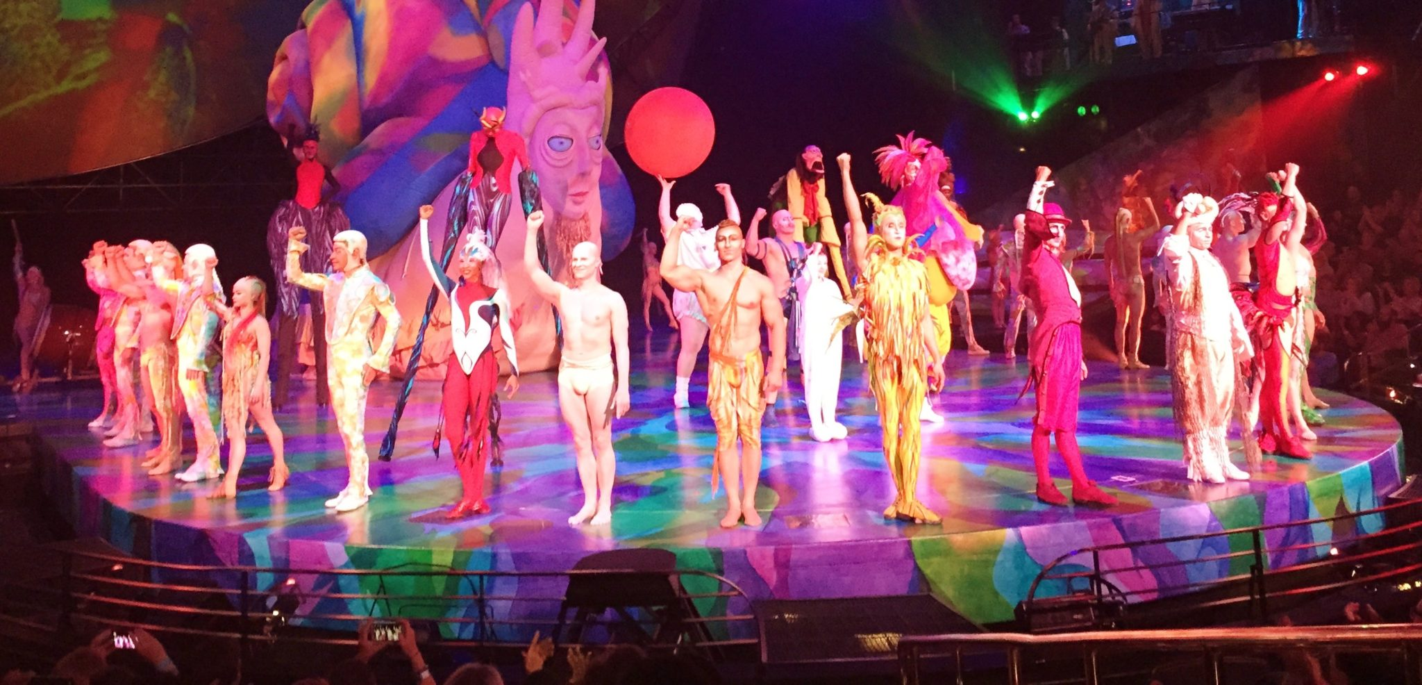 Review Mystere Cirque Du Soleil TI Las Vegas….. Mystere was Cirque Du Soleil's first and original unique productionin Las Vegas. First stagednearly 25years ago, it's […]