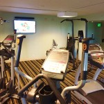 Review Downtown Grand Casino Hotel gym