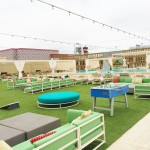 Review Downtown Grand Casino Hotel Pool Rooftop