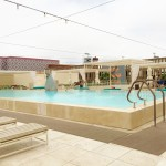 Rooftop Pool Review Downtown Grand Casino Hotel