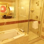 Bathroom Ventian Hotel And Casino Room Suite Review