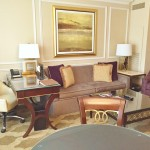 Ventian Hotel And Casino Room Suite Review Lounge