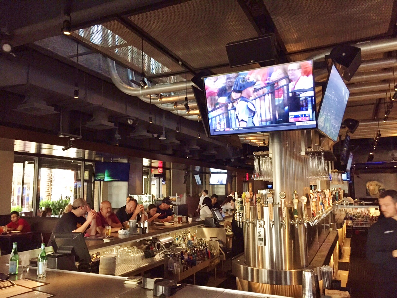 Nice Yard House Las Vegas Review ...