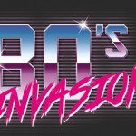 80's invasion UK Tour 2015