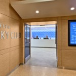 Delta Business Lounge Review