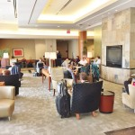 Delta Sky Club Lounge review 2015