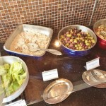 food Delta Sky Club Lounge review