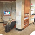 Delta Sky Club Lounge review