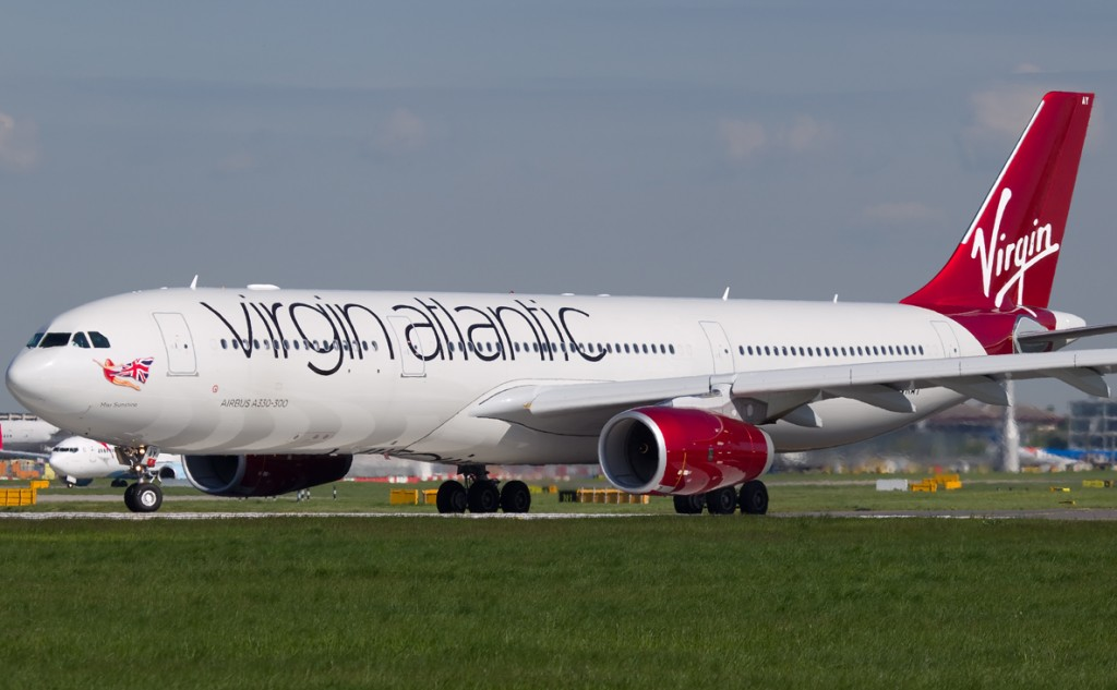Review Virgin Atlantic A330-300