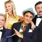 Tour Dirty Rotten Scoundrels Interview review UK 2015