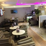 Aspire Business Lounge Serviceair Luton Airport Review free wifi