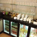 Aspire Business Lounge Serviceair Luton Airport Review Refreshments