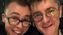 Enjoy Celebrity Radio's Exclusive 2015 HD Video Joe Pasquale & Son Joe Tracini…. Joe Pasquale is one of Celebrity Radio's favourite, funniest and most popular guests EVER! In a rare, in-depth and