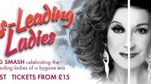 Enjoy Celebrity Radio's Review Mis-Leading Ladies St James Theatre West End 2015….. Ria Jones and Ceri Dupree star in this stunning celebration of some of the greatest grand dames of