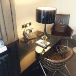 Review Radisson Blu Edwardian New Providence Wharf Hotel Desk Suite