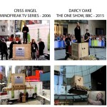 Criss Angel Sues Darcy Oake over stollen illusion