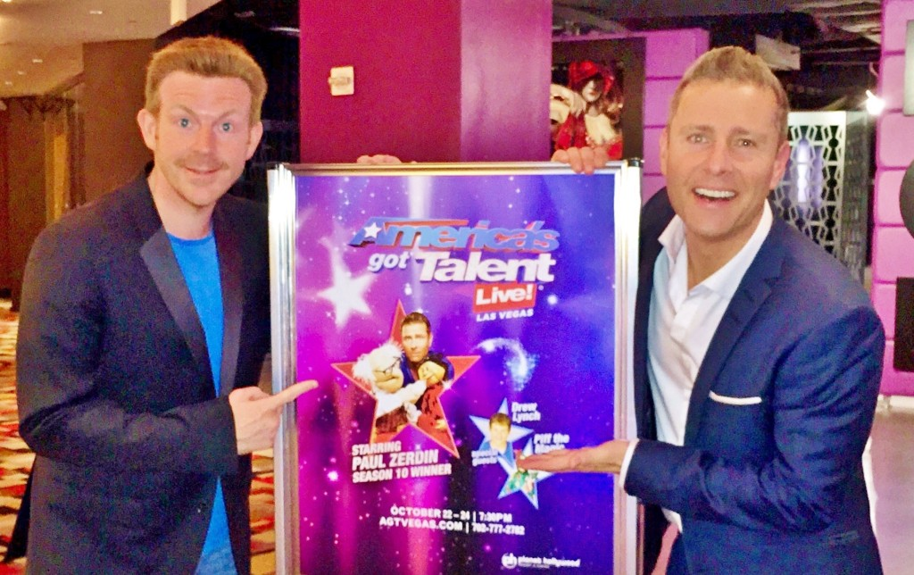 Paul Zerdin Alex Belfield Interview