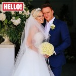 Russell Watson Wedding Wife Louise Harris Interview 2015