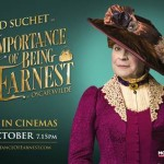The Importance Of Being Ernest Cinemas October 8th 2015