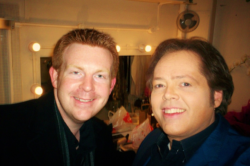 Jimmy Osmond Interview Alex Belfield