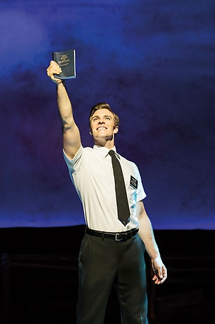 Book of mormon las vegas