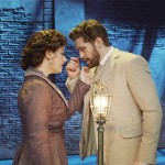 Laura Michelle Kelly Matthew Morrison Review Finding Neverland
