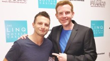 Enjoy Celebrity Radio's Mat Franco Interview Las Vegas Reinventing Magic Nightly Linq….. After wowing audiences on America's Got Talent – Mat Franco has launched his own nightly show in Las Vegas at The LINQ