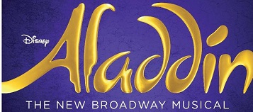 Review Aladdin Prince Edward Theatre West End London