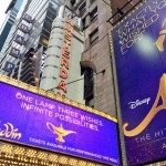 Review Aladdin New Amsterdam Theater Broadway
