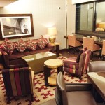 Club Lounge Sheraton Times Square New York Review