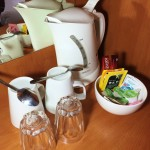 Review Premier Inn Rooms Coffee Tea