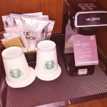 Review Rooms Sheraton Times Square New York coffee