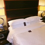 Review Rooms Sheraton Times Square New York Bed
