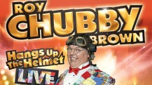 Enjoy Celebrity Radio's Roy Chubby Brown Last Ever DVD 2015 Exclusive Interview…. Roy Chubby Brown is unquestionably one of the most controversial and outrageous comedians in UK history. Despite his