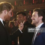 Chris Ramsey Royal Variety Show Interview