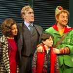 Review Elf Musical West End Dominion Theatre London