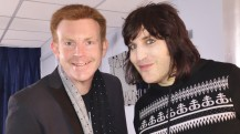 "Enjoy Celebrity Radio's Noel Fielding Life Story Interview An Evening With Tour DVD…. Noel Fielding is one half of the award winning comedy duo ""The Mighty Boosh"" as well as"