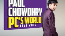 Enjoy Celebrity Radio's Exclusive Comedian Paul Chowdhry Interview New DVD & Tour…. Paul Chowdhry completely sold out his PC's World national tour. Now, it's now available to enjoy in your own home….