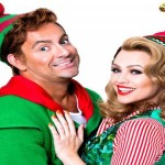 Review Elf The Musical Dominion Theatre West End London Ben Foster Kimberley Walsh