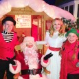 Enjoy Celebrity Radio's Santa's Grotto Blackpool Pleasure Beach Ice Skating Review… Blackpool's Pleasure Beach may be closed for the Winter but the 'Grotto' is openin November & Decemberthrough Christmas Eve