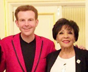 Dame Shirley Bassey Alex Belfield Interview Christmas Song Blake