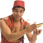 Adam Jacobs Broadway Aladdin Review Interview