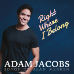 Adam Jacobs interview New Album Aladdin On Broadway