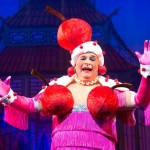 Christopher Biggins Review Pantomime 2015 Nottingham Theatre Royal